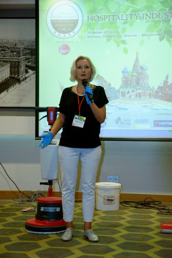 HOSPITALITY INDUSTRY FORUM MOSCOW
